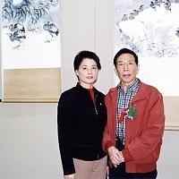 韩学志和夫人