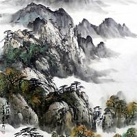 溪山清秋图