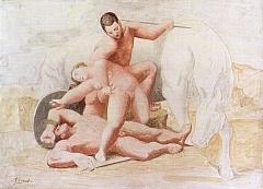 The Rape 1920年