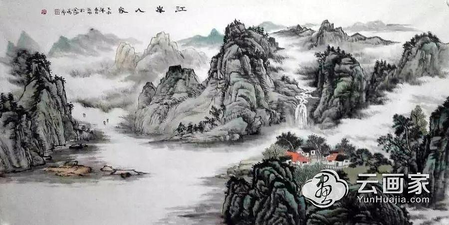 江岸人家@张益明