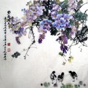 紫藤飘香@鸿雁
