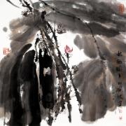 秋趣图@张国琳