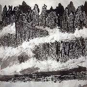 《巫峽煙云》圖