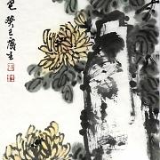 东篱秋色@黄庆生