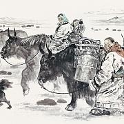 甘南玛曲藏族风情