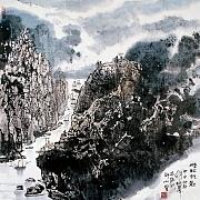 峡江帆影@张松