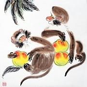 猴乐图@韩学志