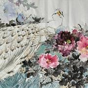 牡丹-孔雀