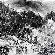 石台富硒大山村